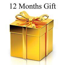 12 Months Full Gift For Openbox V9s V8s F5s F3 Zgemma Skybox Vu+ Solo, Solo2,Duo