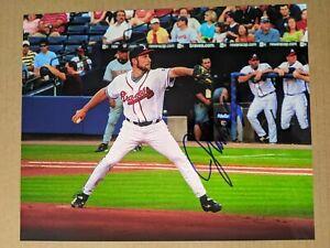 John Smoltz Signed Autograph 8x10 Photo Braves Cardinals Red Sox HOF