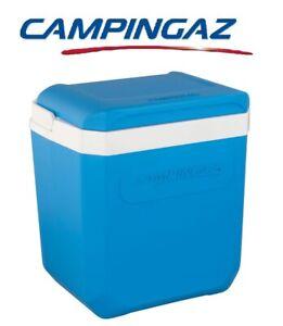 Trempé Ghiacciaia Passiva Icetime Plus 30 Litri Campingaz Fino A 6 Bottiglie Da 1,5 Lt Magasin En Ligne