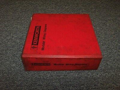 1982 1983 kenworth k100 k100c l700 semi trucks electrical. Black Bedroom Furniture Sets. Home Design Ideas