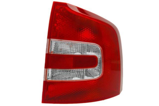 RHD LHD Rear Right rear Light x1 Halogen Fits Skoda Octavia Combi 02.04-06.13