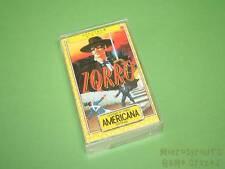 Zorro Sinclair ZX Spectrum 48K Game - Americana (SCC) *NEW*
