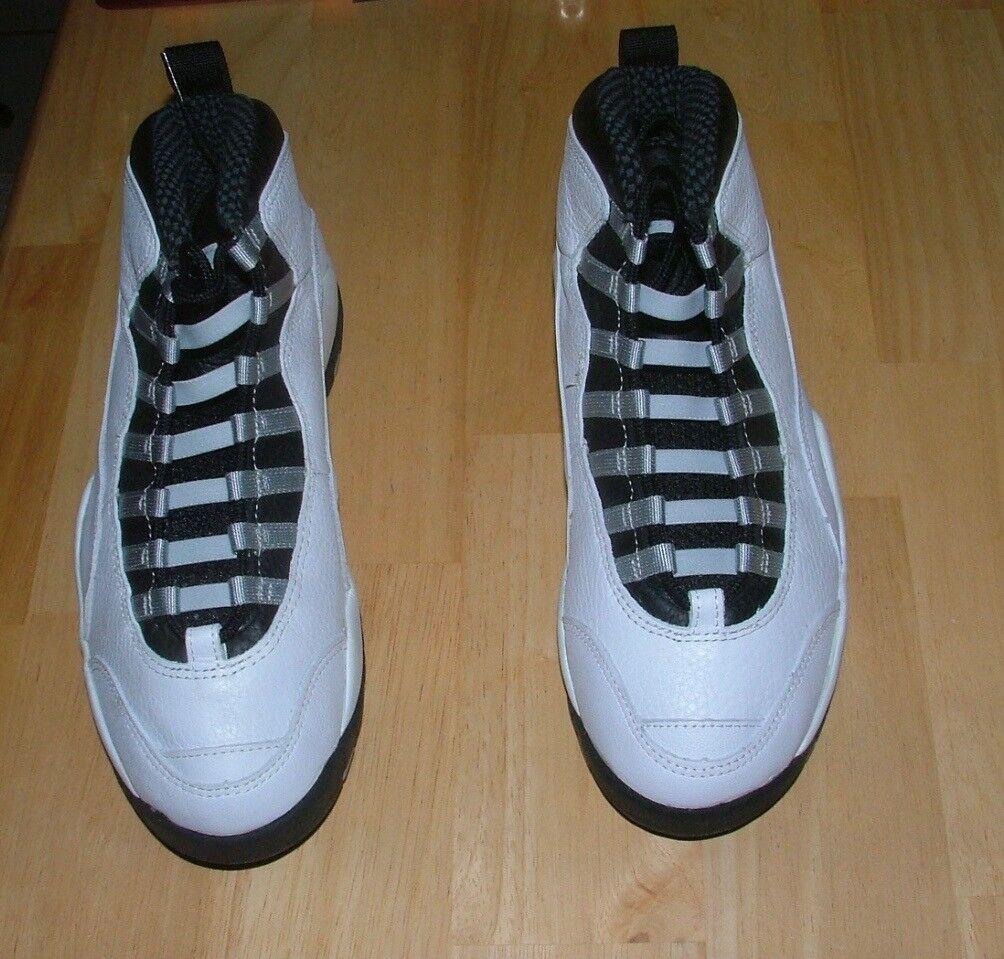 Nike Air Jordan 10 Retro  Steel   Size 8.5 Brand New Never Worn
