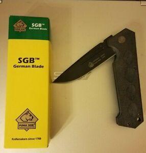 Puma SGB Blackcat Folding Knife - 6624002 NEW!!!
