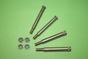 Ford Capri Shackle Pin set with nuts S071