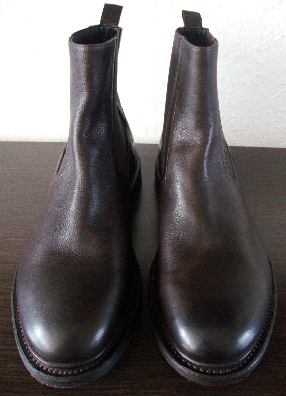 BIKKEMBERS Herren Stiefel Stiefel Stiefel Stiefelette Bootie Chukka Schuhe Echtleder Gr.45 NEU c37f0f