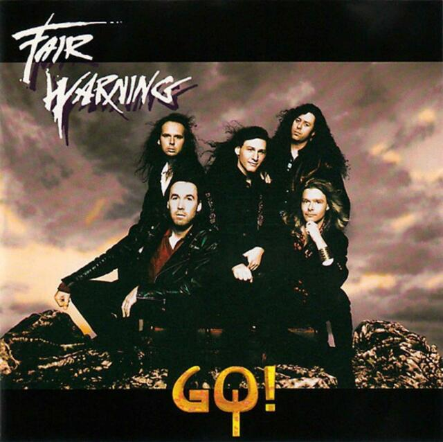 FAIR WARNING-GO!-JAPAN CD C94