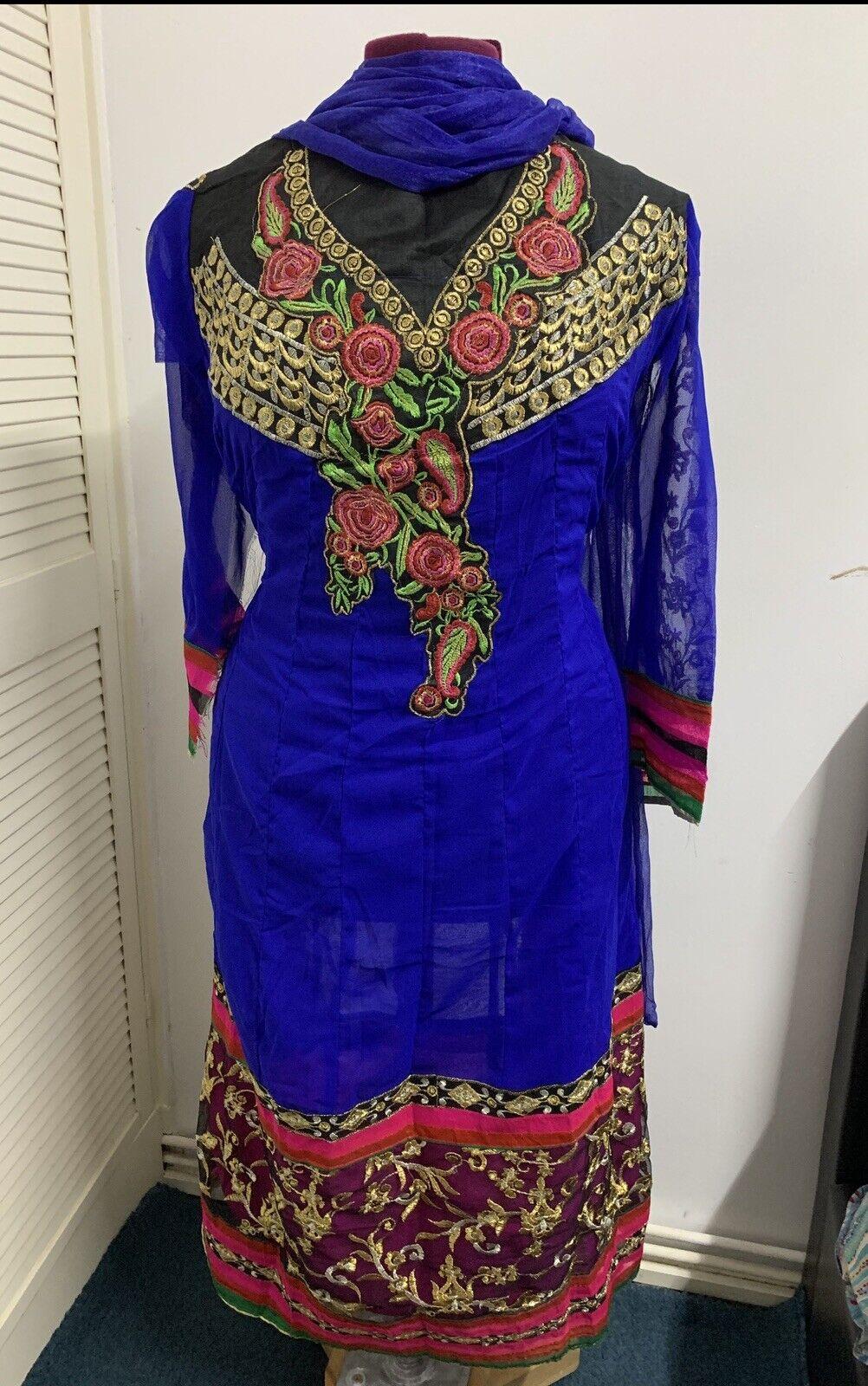 Indian Pakistani Unstitched Shalwar Kameez Elegant Party Wear Cheap Price