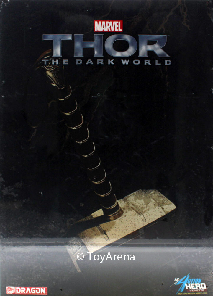 Thor The Dark World Thor azione Hero Vignettes 19 Scale Marvel