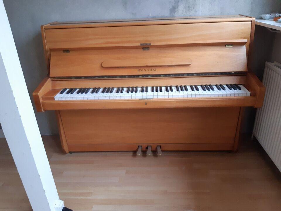 Klaver, Hsinghai