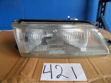 95 96 97 98 99 Nissan Maxima Passenger Side Halogen Headlight Front Light #421