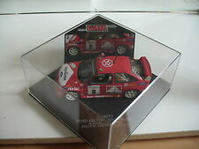 """Vitesse Skid Ford Escort WRC """"Airtel"""" Rally Ingles 1999 in Red on 1:43 in Box"""