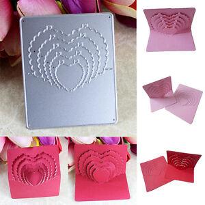 3D-Heart-Metal-Cutting-Dies-Stencil-Scrapbooking-Cards-Paper-Embossing-Craft-DIY