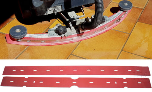 vorne und hinten für Cleanfix RA 431 501 E B IBC 1 Satz Sauglippen Gummilippen
