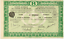 Titre-De-Bourse-NMBS-SNCB-1-Action-De-Jouissance-1-Winstaandeel-1949 miniature 1