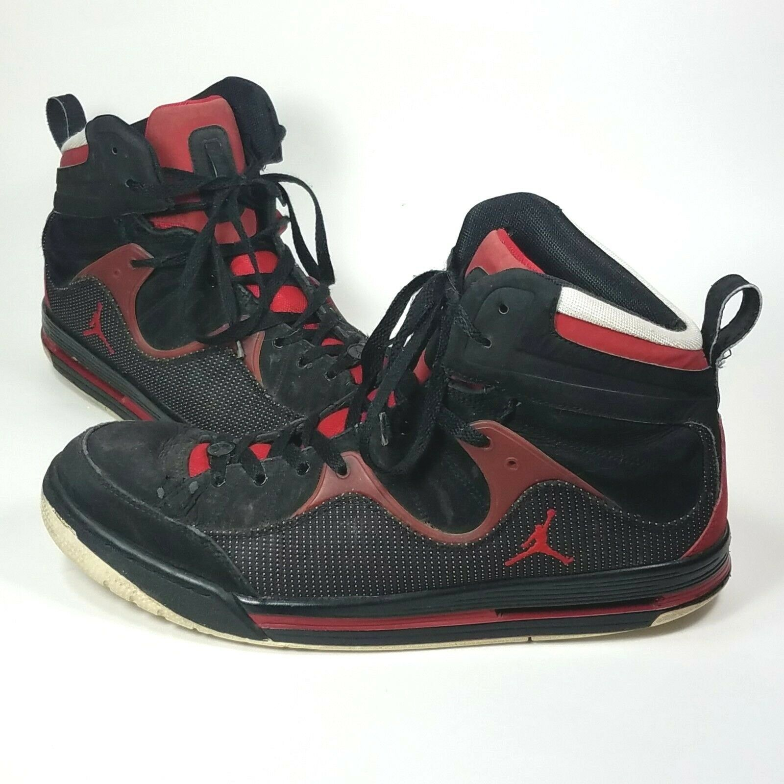 Nike air jordan hoop tr 97 nero, rosso rosso rosso e bianco numero 13 428826-002 varsity | Cliente Al Primo  4a19f3