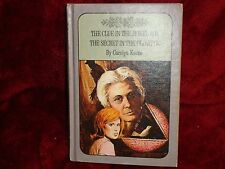 RARE VINTAGE NANCY DREW DOUBLE #20 #21 JEWEL BOX OLD ATTIC TWIN THRILLER