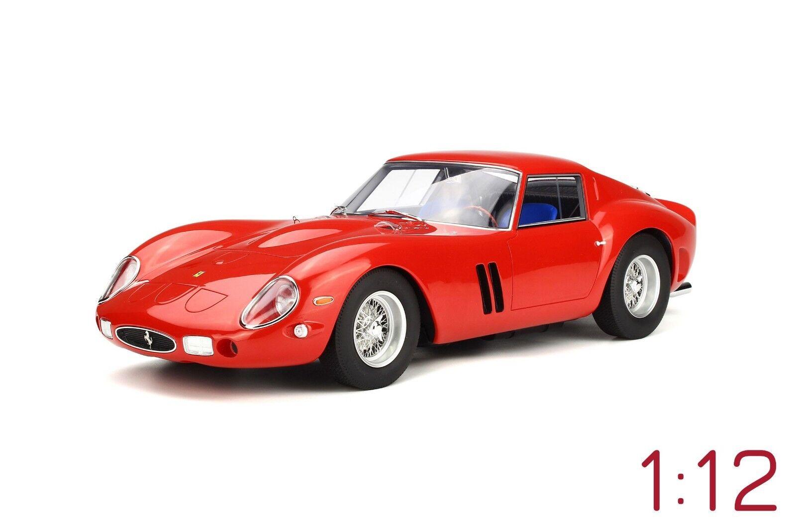 GT anda Ferrari 250 GTO 1962 1 12 röd