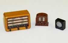 PlusModel Old / Alte Radios Resin Diorama Bausatz Model Kit 1:35 Art. EL031