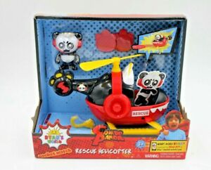 NEW-2019-RYAN-039-S-WORLD-Combo-Panda-RESCUE-HELICOPTER-Jada-Pocketwatch