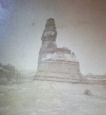 ANTIQUE 1871 UT SHOSHONE COUNTRY PRE MORMON WHEELER EXPEDITION STEREOVIEW PHOTO