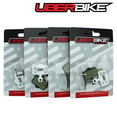 Uberbike Shimano XT-755-756 Race Matrix Disc Brake Pads 4 Pairs