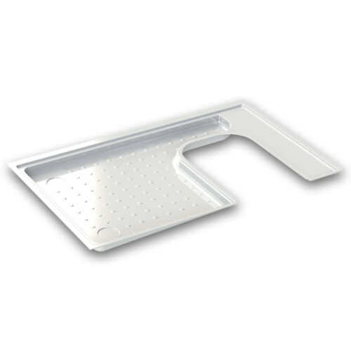 4TECH C200 Shower Tray R/H