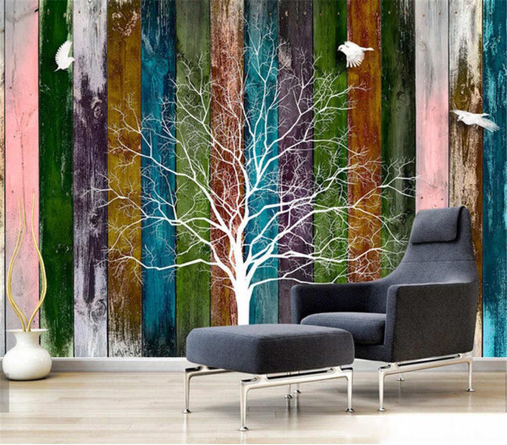 Great Modern Art 3D Full Wall Mural Photo Wallpaper Printing Home Kids Decor