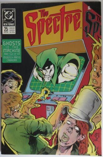 VG 1989 THE SPECTRE #25 INV16734