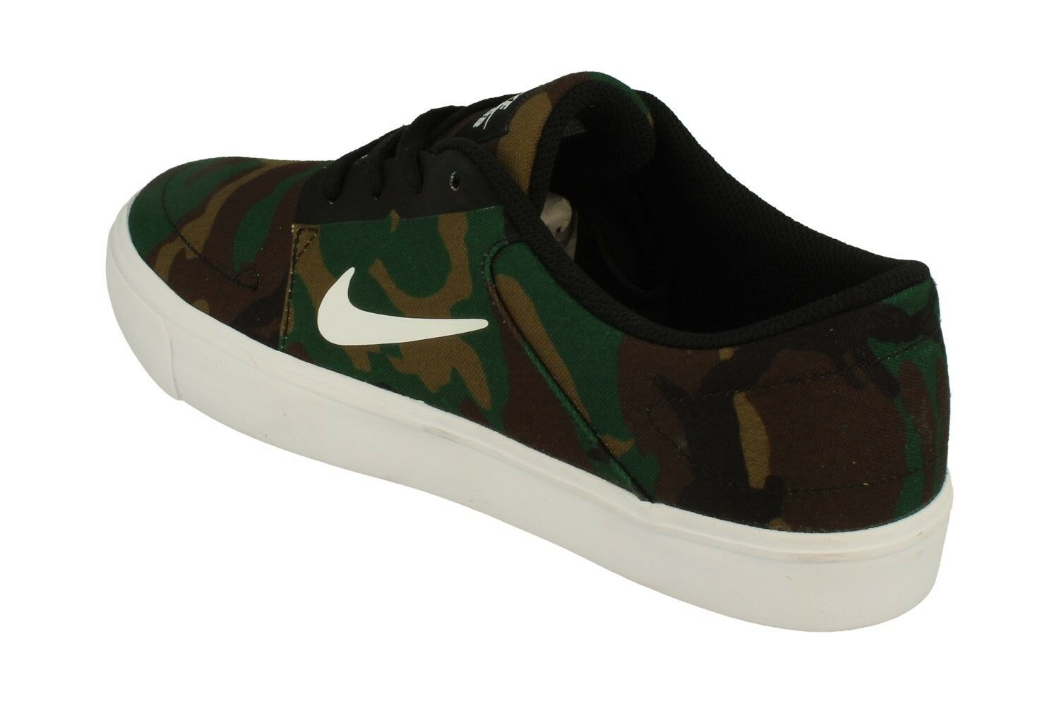 Nike Sneakers Sb Portmore Canvas Mens Trainers 723874 Sneakers Nike Shoes 011 11efe0