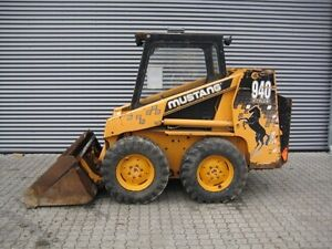 Details about MUSTANG 940 SKID STEER LOADER PARTS CATALOGUE MANUAL
