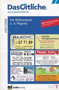 Adressbuch-Telefonbuch-Roethenbach-a-d-Pegnitz-2007