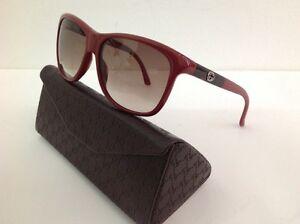 Gucci-Occhiale-Da-Sole-190-Rosso-modello-3613-rosso-donna-grande-rotondo