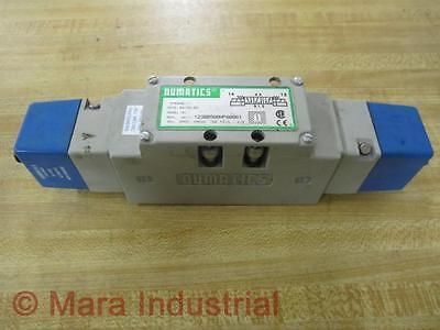 NUMATICS 150-MAX PSIG DOUBLE SOLENOID VALVE ISO5599//2