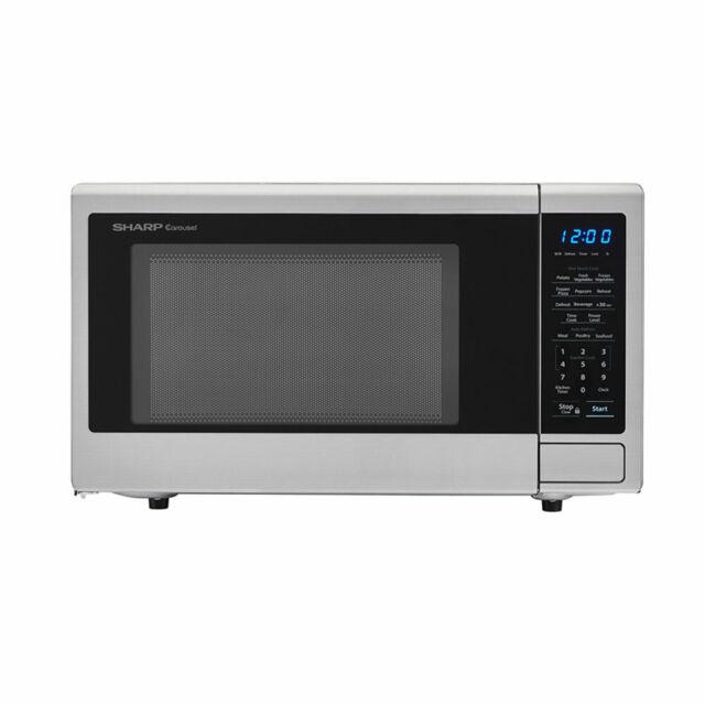 Ge 1150 Watt Countertop Microwave Oven