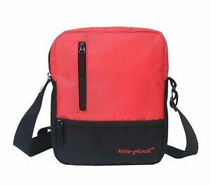 Kelvin Planck Casual Shoulder Sling Messenger Bag For Unisex