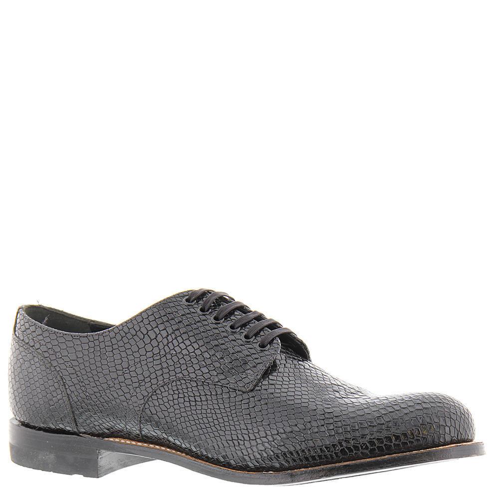 a buon mercato Stacy Adams Uomo MADISON Plain toe oxford oxford oxford nero Leather scarpe 00079-001  grandi prezzi scontati
