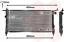 KUHLER-WASSERKUHLER-OPEL-CORSA-B-amp-CARAVAN-KASTEN-OPEL-TIGRA-1-2-1-4-1-6-16V Indexbild 6