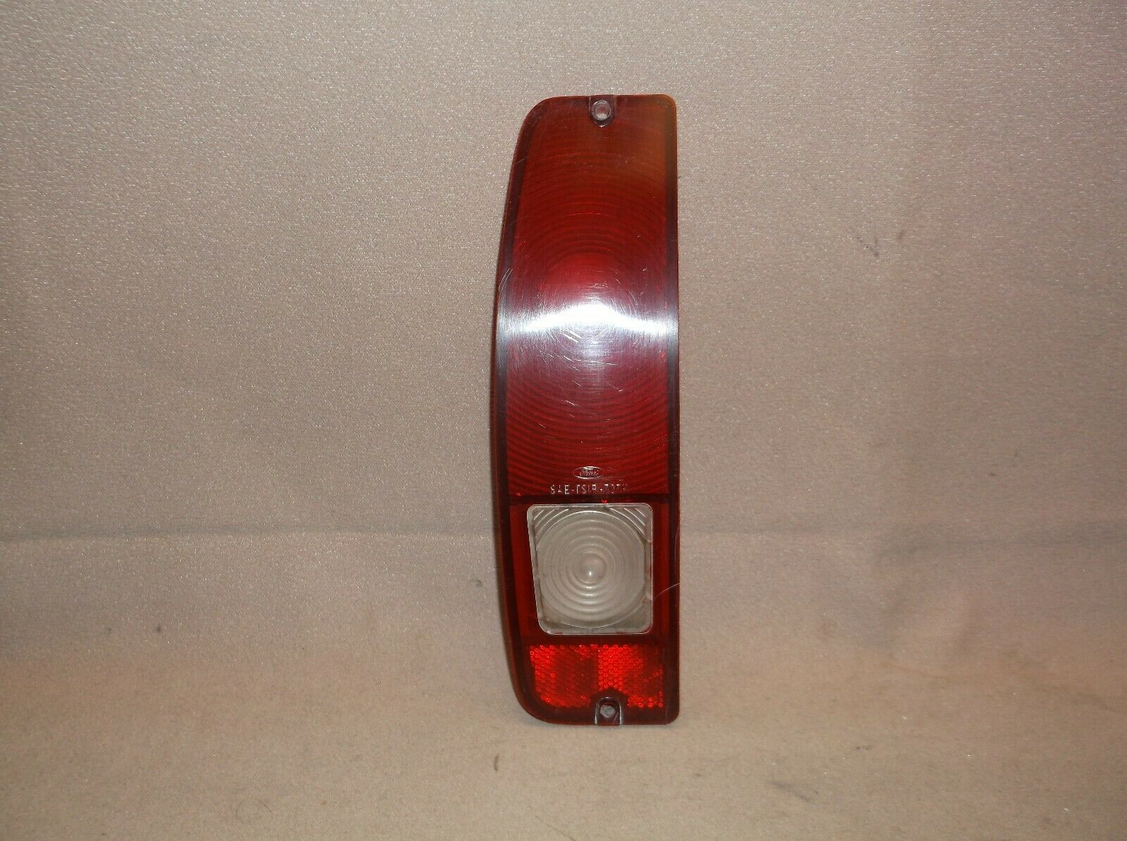 2 1967-1972 Ford Truck LED Red Stop Turn Tail Light Inserts United Pacific 1968 69 70 71