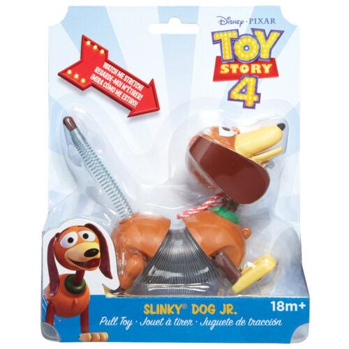 Toy Story 4 Slinky Dog Jr Pull Toy Disney Pixar