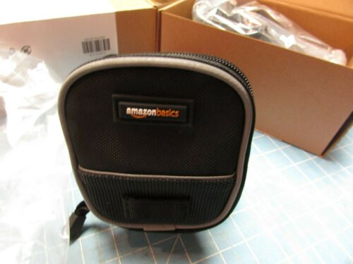 lot of 2 AmazonBasics Strap-On Wedge Saddle Bag for Cycling w//out boxes freeship