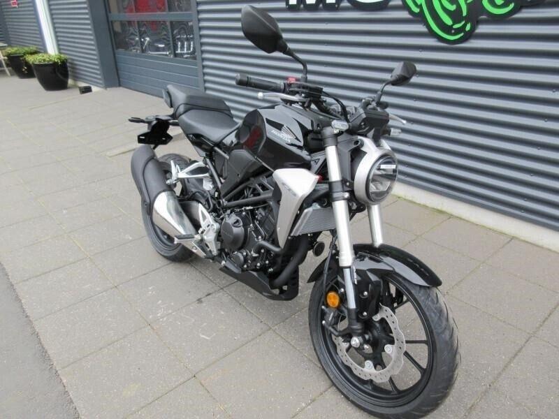Honda, CB 300 R, ccm 286