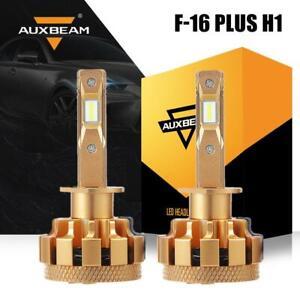 AUXBEAM-F-16-Plus-H1-LED-Headlight-Bulb-Kit-70W-7000LM-High-Low-Beam-6000K-White