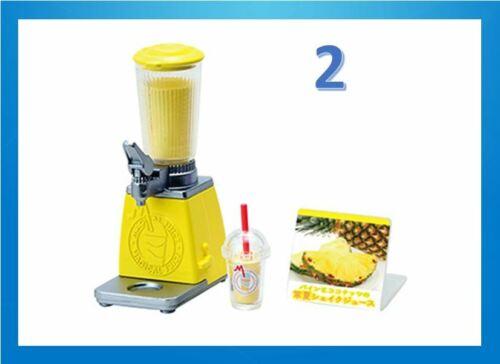 Re-ment Miniature Petit Sample Freshly Made Fruit Juice Specialty Shop rement 4