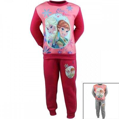 Frozen Eiskönigin Elsa Jogginganzug Trainingsanzug Set Olaf Neu