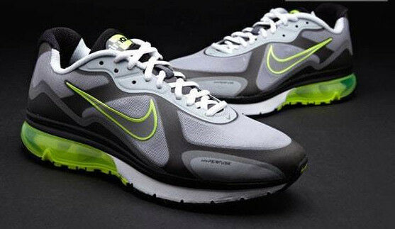 Nike Air Max Alpha 2011+ NEUF gr:40, 5 us:7, 5 Sneake 90 95 97 nz R-4 dark Gris gris