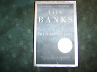 Iain Banks, The Wasp Factory, New preface by Iain Banks, 25th edition