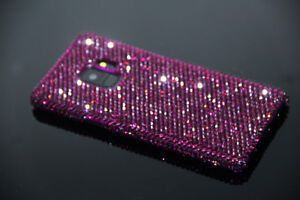 Image is loading Bling-Purple-Diamond-Case-Cover-For-Samsung-Galaxy- affbd1de49