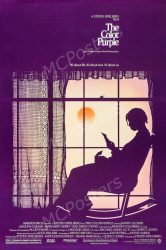 PRM142 The Color Purple Movie Poster Glossy Finish Posters USA