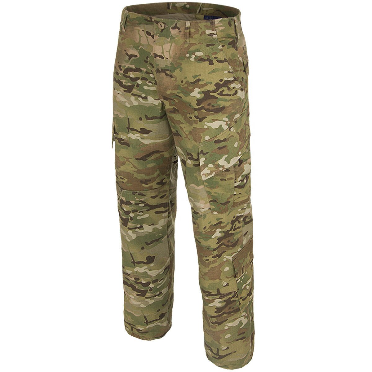 Propper ACU Hose Herren Cargo Combat Uniform Hose Army Ripstop MultiCam Camo